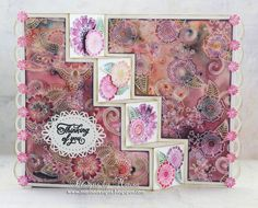 Designs by Marisa: Joy Clair - Thinking of You Card