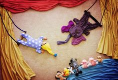 Mom Turns Her Sleeping Baby Into Artistic Masterpieces