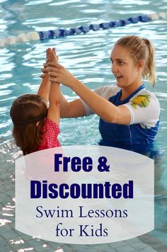 FREE & Discounted Swim Lessons for Kids in Phoenix ~ TheCentsAbleShoppin.com