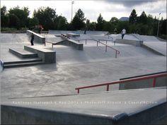 skateboard park North Shore