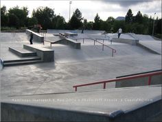 skateboard park North Shore