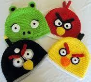 haakpatroon angry birds muts - Google zoeken