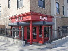 Rao's, New York City, NY