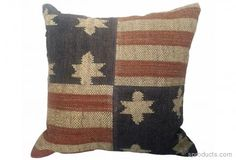 Americana Pillow — Sproducts
