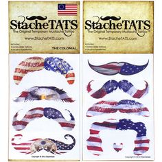 American Pride 2 Pack now featured on Fab.    Ze best thing ever!