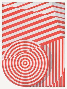 Tomma Abts, Untitled (big circle)