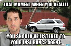 How much do you know about auto insurance? If you need to purchase a new policy, you should go over this article to learn more about auto insurance and how to save money on your premiums. Compare different insurance providers by re Insurance Meme, Auto Insurance Companies, Life Insurance Quotes, Car Insurance Tips, Group Insurance, Insurance Agency, Insurance Marketing, Insurance Business, Health Insurance
