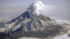 volcano20210408 Earthquake Data, Fire Surround, Remote Sensing, Active Volcano, Pacific Ocean, Pacific Northwest, Planet Earth, Geology, Volcanoes