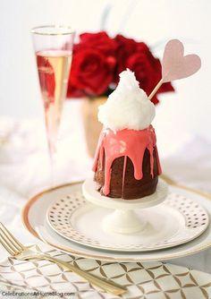 Valentines day dinne