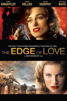 Watch->> The Edge of Love 2008 Full - Movie Online
