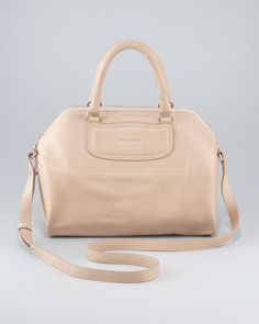 Albane Double-Function Satchel Bag - Neiman Marcus