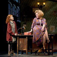 Annie & Miss Hannigan