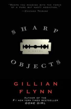 Sharp Objects by Gillian Flynn.  Journalist Camille Preaker is sent back to her hometown to investigate the deaths of two young girls within the last year.  But her neurotic family and the demons of her past threaten to overwhelm her, and she must relive a childhood trauma to uncover the truth behind these murders.  If you liked Gone Girl, you have to try Flynn's dark, twisted debut novel.