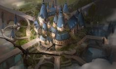 ArtStation - castle, J.C Park