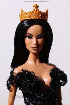 Beauty Pageant Barbie doll