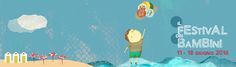 Il Festival dei bambini 2016  è l'evento più atteso dai bambini ma anche dalle intere famiglie, un palcoscenico che propone una settimana ricca di eventi, spettacoli e divertenti da condividere tutti insieme in famiglia.  Nella splendida riviera romagnola dal 11 al 18 Giugno vi attendono ben  110 km di mare e spiagge sabbiose, rese ancora più sicure e più attrezzate per lo svago e la cura dei piccoli ospiti.