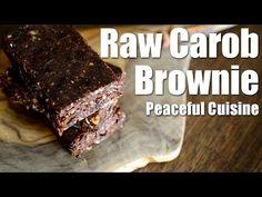 Raw Carob Brownie (Raw vegan) ☆ ローキャロブブラウニーの作り方 - https://www.youtube.com/watch?v=C4BNQnYIRH4