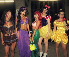 Maxim Halloween 2016 best looks