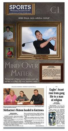 Methacton's Brandon Vance was named the 2012 All Area Golfer of the Year. http://www.pottsmerc.com/article/20121227/SPORTS01/121229641/0/SEARCH/all-area-methacton-s-vance-is-golfer-of-the-year