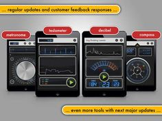 "Multi Measures HD - The all-in-1 measuring toolkit on App Store:   THIS SPECIAL WEEK: FREE DOWNLOADING!!! The most handy measuring tool kit in the world. Turning your iPad into a multi functional measuring device with: metronome stopwatch timer seismometer ruler surface level and many more.  ""If yo...  Developer: SkyPaw Co. Ltd  Download at http://ift.tt/1V7UlXM"