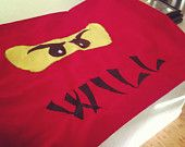 Ninjago bedding
