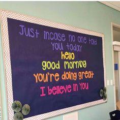 We love this bulletin board idea from @eastcoastteachers 👏🏻👏🏻👏🏻 #targetteachers #teachersofinstagram