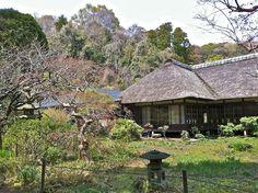 Jochi-ji Temple 浄智寺