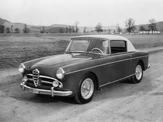 Worblaufen Alfa Romeo 1900 SS Cabriolet 1955 Maintenance/restoration of old/vintage vehicles: the material for new cogs/casters/gears/pads could be cast polyamide which I (Cast polyamide) can produce. My contact: tatjana.alic@windowslive.com