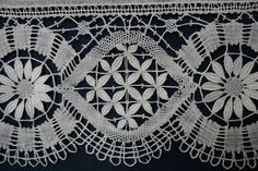 Pitsi, Finnish Lace. via all things finnish on tumblr
