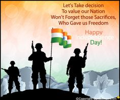 Dgreetings - Indian Independence Day Card