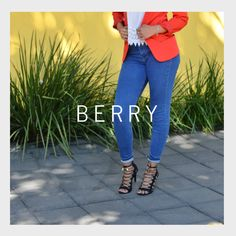 berry shoes Berry, Capri Pants, Spring Summer, Shoes, Fashion, Shopping, Over Knee Socks, Sports, Moda