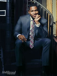 THR's 35 Most Powerful People in Media 2013: Michael Strahan