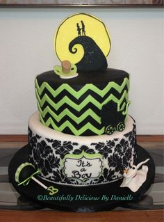 baby shower goodbye party on pinterest nightmare before christmas