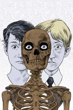 Sandman Presents: Dead Boy Detectives y Scene of the Crime. - Buscar con Google