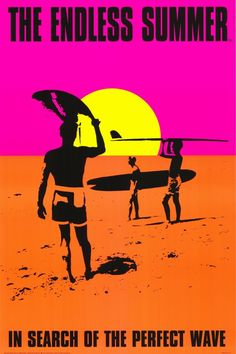 movie cover the endless summer - Google Search