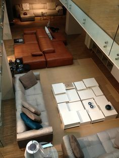 Obegi Home, Beirut   Living Divani Exhibition. Rod, Extrawall And Neowall  Seating