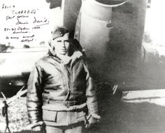 """P/O William D """"Dennis"""" David seemed to find the reduced performance of the Watts 2 blade fixed pitch propeller of little consequence in combat, claiming 8 and 2 shared destroyed in 2 blade Hurricane Mk I fighters of the at least 14 enemy aircraft downed before No 87 Squadron RAF was pulled back to RAF Debden on 30 May 1940. The 21-year-old pilot was shot down, crash-landed and was flown home where he slept for 36 hours. He was awarded a DFC and Bar in the space of 5 days in France."""