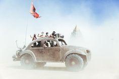 En images : dans la folie magique du Burning Man