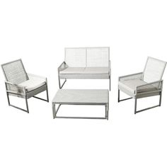 Decorate your patio with stylish furniture this summer! Shop from modern patio furniture like outdoor dining sets and outdoor sofas at AllModern.