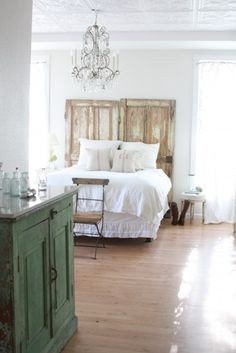 Love the dresser with the neutrals