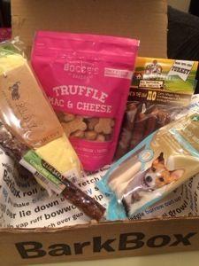 Dogalicious #pet #subscriptionbox my @BarkBox  #subscriptionbox review amazing box