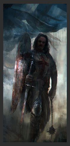 Templar by leventep on DeviantArt