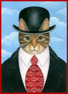 Kitty Magrittee ~*~ Stephanie Stouffer