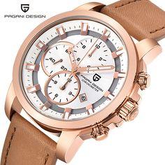 Watches Men Luxury Brand Top Sport Watch Multifunction Quartz Men Military Wristwatch Relogio Masculino Pagani Design 2016