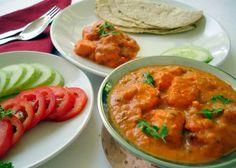 I love homemade paneer and especially paneer masala!    http://www.sailusfood.com/2006/05/05/butter-paneer-masala/