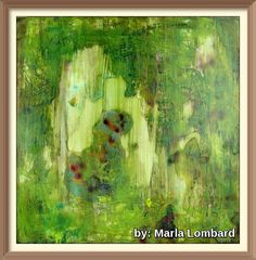 Green Paintings, Places, Instagram, Art, Art Background, Kunst, Performing Arts, Lugares, Art Education Resources