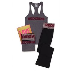 ... wish list  the Tank   Yoga Pant Gift Set from Victoria s Secret PINK.  The perfect lounge gift set for the true fan. From Victoria s Secret PINK  NFL ... 50788bffb