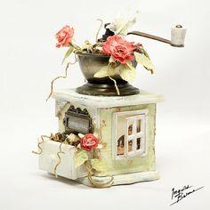 Coffee grinder ~ Ingvild Bolme