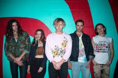 NEWS: The rock band, Waters, have been added, as support, to Matt and Kim's upcoming North American tour, this spring. Water's new album,What's Real will be released on April 7th. You can check out the dates and details at http://digtb.us/19lgITw