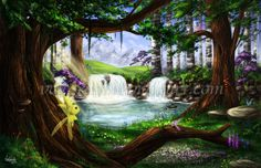 Fairy Forest Fairy_forest_by_valasedai-d4 ...